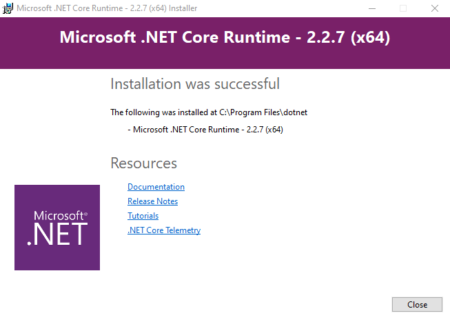 MS-NET-Core-Runtime-2.2.7-install-2.png